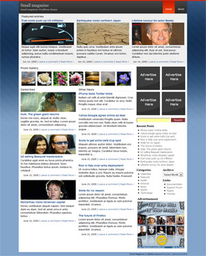 small-magazine-wordpress-theme