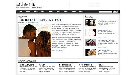 wordpress-cms-theme-arthemia