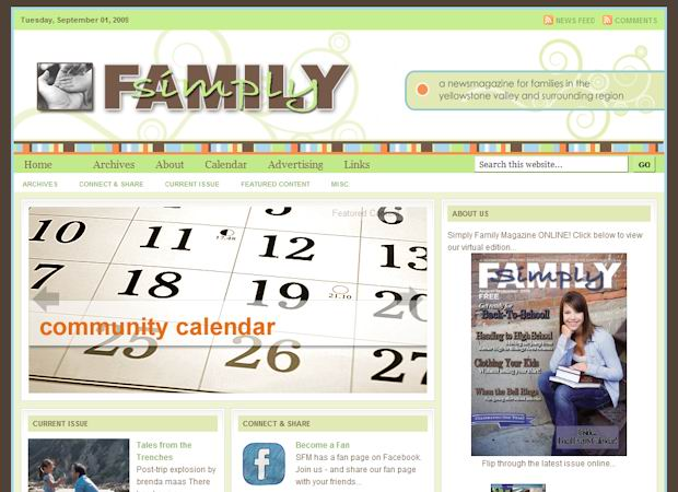 Studiopres Church Theme simplyfamily