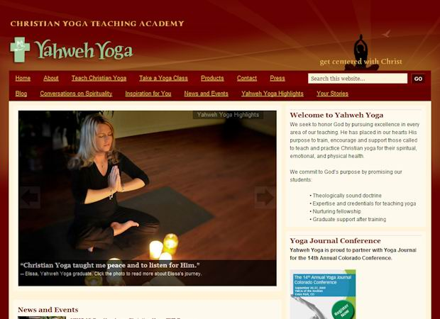 Studiopres Church Theme yahwehyoga