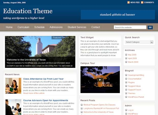 wordpress themes for cms picture