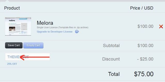 Blurbia wordpress Coupon Code