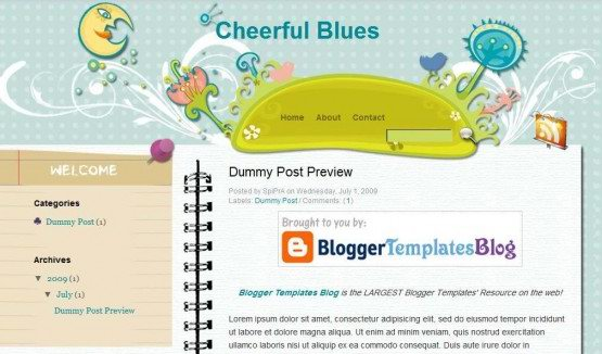 cheerful-blues-blogger-template-555x326