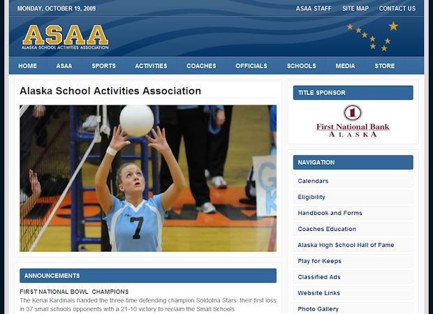 college subjects academic website examples