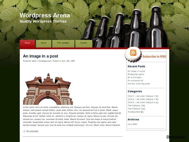 Free WordPress Themes for Restaurants