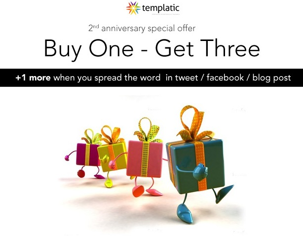 templatic coupon code offer