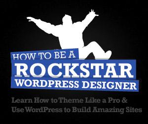 How To Be A Rockstar WordPress Designer Discount Code