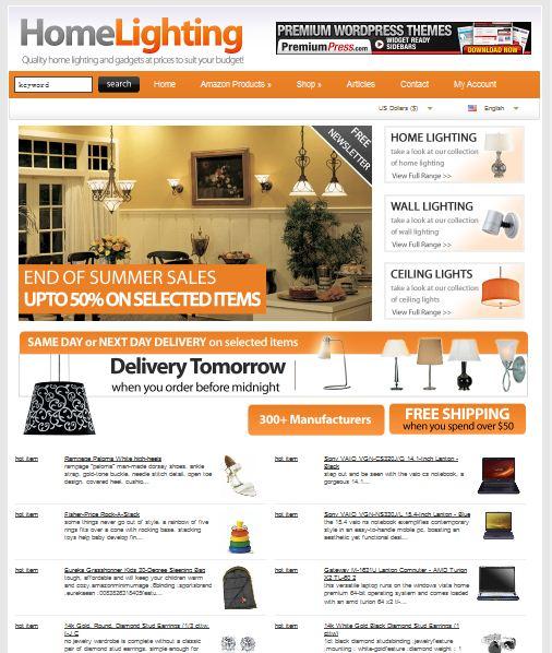 shopperpress ecommerce wordpress theme