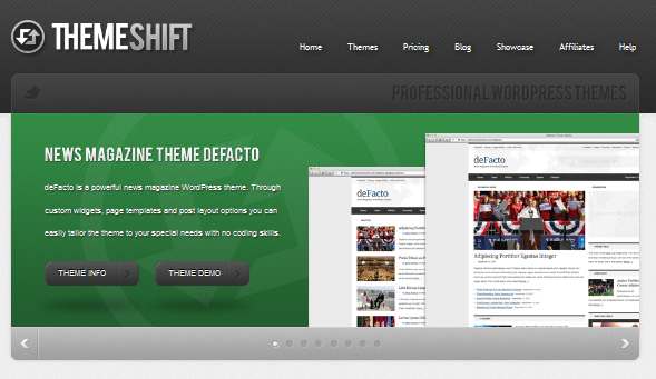 themeshift wordpress themes