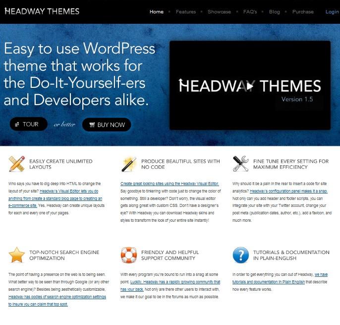 headway theme 2.0
