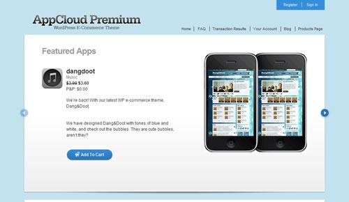 Sm WordPress Theme 82 in 100 Free High Quality WordPress Themes: 2010 Edition