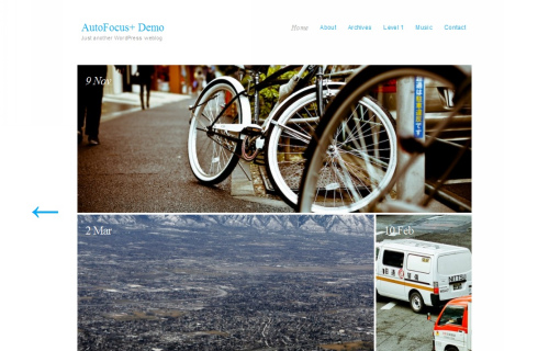 Wordpress-121 in 100 Free High Quality WordPress Themes: 2010 Edition
