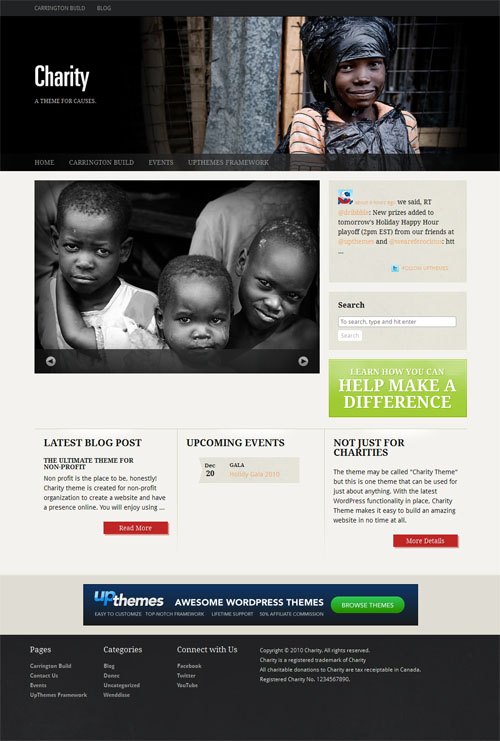 charity-wordpress-theme