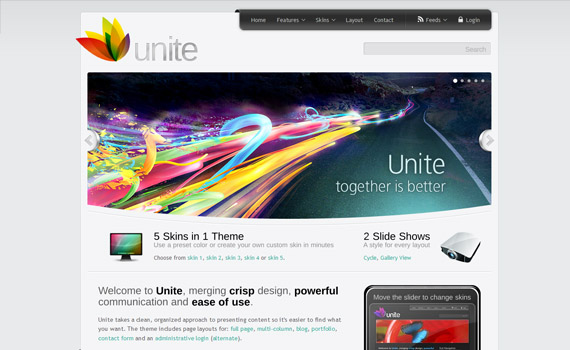 Unite-corporate-business-commercial-wordpress-themes