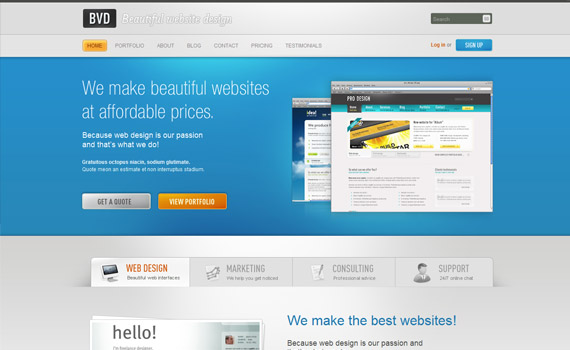 Bvd-corporate-business-commercial-wordpress-themes
