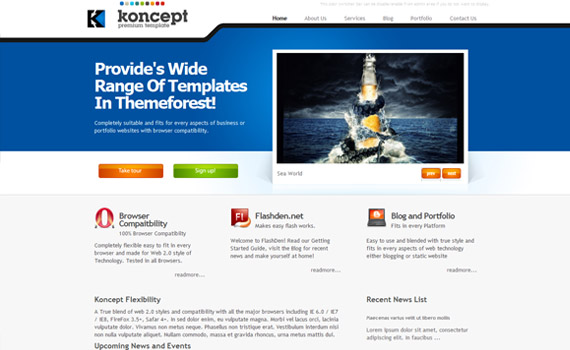 Koncept-corporate-business-commercial-wordpress-themes