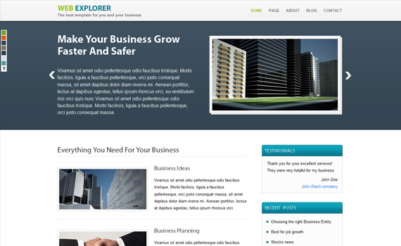 Web-explorer-corporate-business-commercial-wordpress-themes