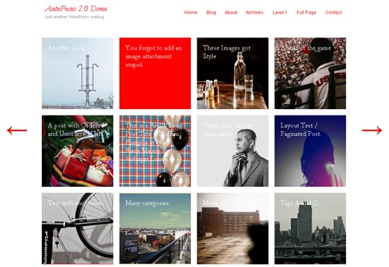 Best Free WordPress Themes 2012 - Dobeweb