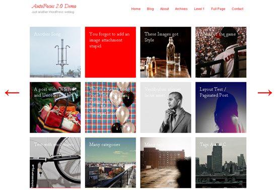 AutoFocus 2.0 Lite WordPress Theme