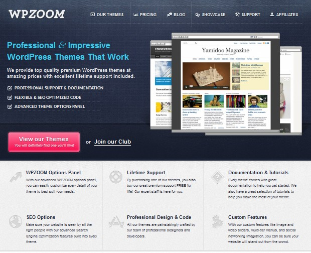 WPZoom Review – Read The Review Before Buy WPZoom Themes