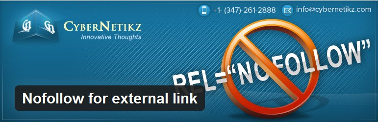 "Useful SEO Plugin: Add ""nofollow"" to All Your External Links"